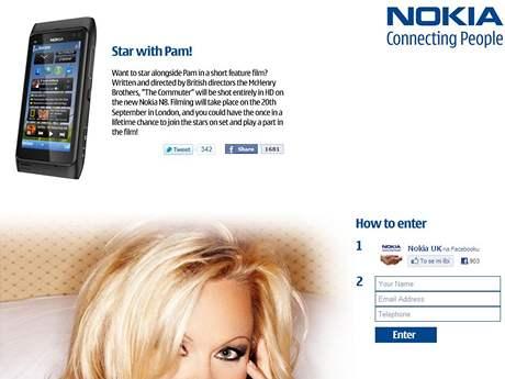 Rozbalování Nokie N8