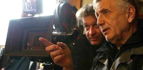 I Jiří Menzel natáčel v Liberci film Obsluhoval jsem anglického krále.