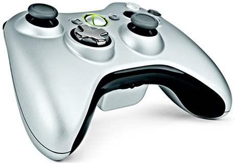 Nový design ovladače pro Xbox 360