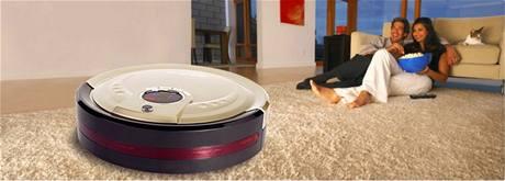 Roomy Gold využívá pro efektivní úklid inteligentní senzory