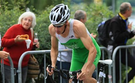 triatlonista Martin Krňávek sní o olympiádě v Londýně