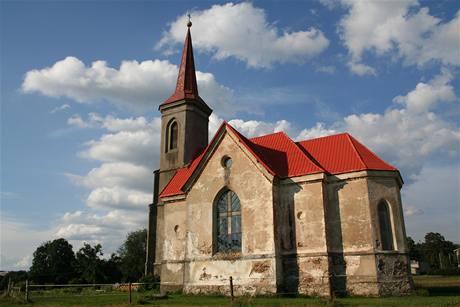 Kaple sv. Anny v Kučině Vsi