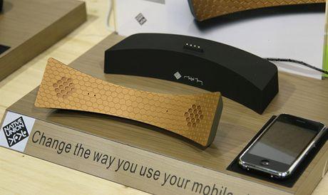 Moshi Moshi sluchátka pro iPad