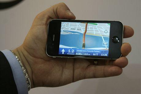 Dynavix na výstavě IFA 2010 představil navigaci pro iPhone