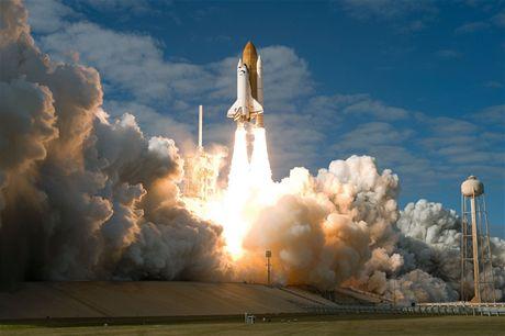 Raketoplán Atlantis vzlétá z téže rampy k letu STS-129