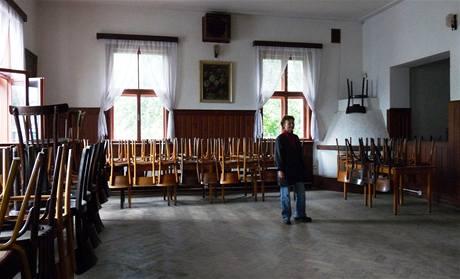 Hostinec U Nováků v Lipí nad Náchodem
