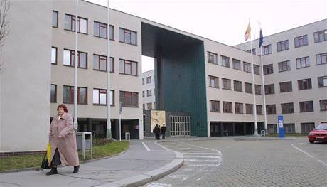 Hradecký magistrát postavený podle návrhu Josefa Gočára