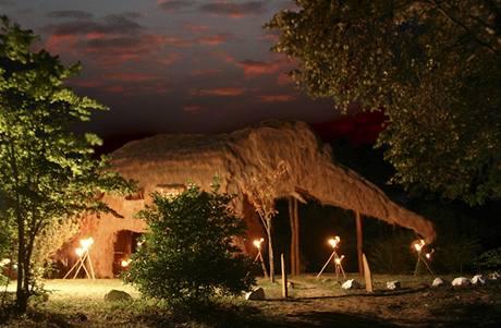 Na okraji přírodní rezervace Yala na Srí Lance stojí dvoupodlažní stavba, která se svými parametry naprosto vymyká zažitým představám. Dům má tvar obrovského slona a měří 12,2 metru