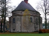 Otovice, kostel sv. Barbory