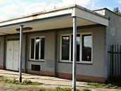 Sídlo firmy Teplo s.r.o., kvůli které tisíc lidí v Zubří nemají teplo a teplou vodu.