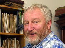 Ústecký archivář Vladimír Kaiser