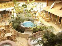 Takové bazény společnost Aquamare staví a provozuje v Německu