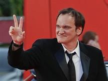 Benátky 2010 - předseda filmové portoy Quentin Tarantino