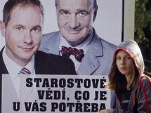 Předvolební kampaň TOP 09