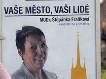 Předvolební kampaň Sdružení pro Pardubice