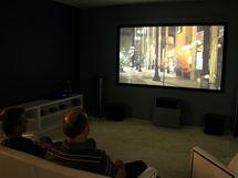 Domácí kino s EW-TW3600
