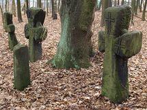 Kříže u staré cesty do Starého Sedla
