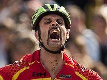 José Hermida se stává mistrem světa v cross country pro rok 2010