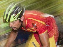 José Hermida míří za titulem mistra světa v cross country