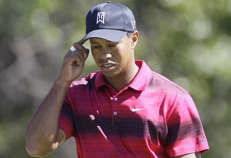 Tiger Woods, čtvrté kolo BMW Championship 2010.