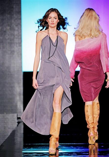 Čtrnáctiletá Tereza Klimešová - česká vítězka Elite Model Look 2010
