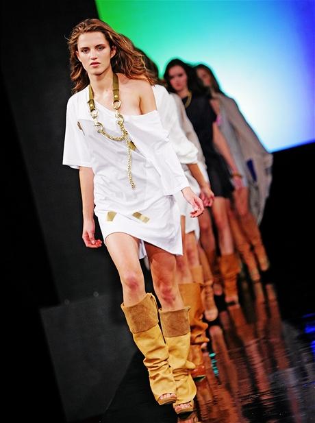 Elite Model Look 2010 - modely Jakuba Polanky