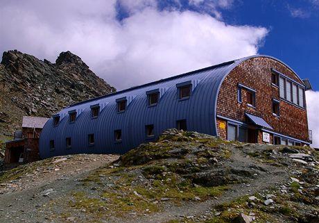 Stüdlhütte (2802 m)