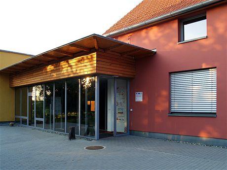 První certifikovaný ekopenzion na Moravě, centrum Veronica, najdete ve vesničce Hostětín