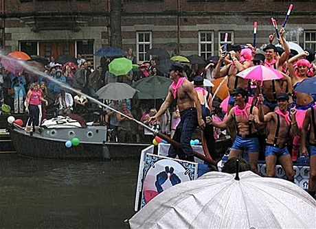 Amsterdam Gay Pride 2010