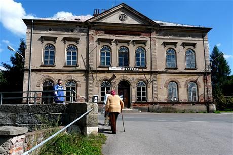 Pivovarská hospoda v Olivětíně