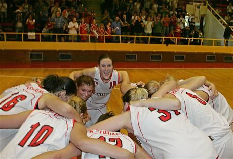 Basketbalistky BK Studánka Pardubice