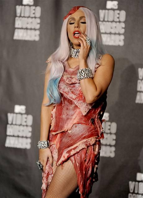 Předávání cen MTV 2010 (Lady Gaga)
