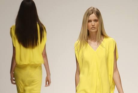Londýnský fashion week