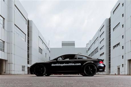 Záhadný koncept BMW
