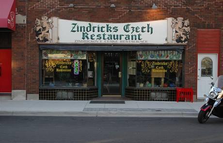 Česká čtvrť v americkém městě Cedar Rapids