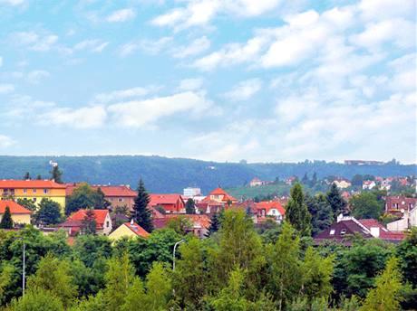 Projekt Písková se nachází v krásné vilové čtvrti v pražských Modřanech