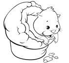 Zhu Zhu Pets - křeček k vybarvení
