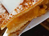 Bavorský jablkový koláč.