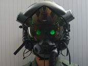 Nová pilotní helma pro letoun F-35