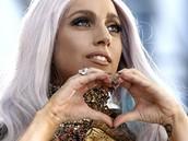 Lady Gaga z�skala na ud�len� cen MTV Video osm so�ek (12. z��� 2010)