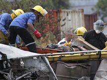 Pád letadla ve Venezuele nepřežilo nejméně třináct lidí. (13. září 2010)