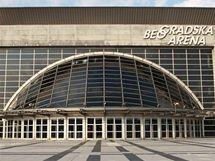 BĚLEHRADSKÁ ARENA bude od pátku hostit semifinále Davis Cupu mezi Srbskem a Českem.