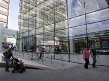 Nové Obchodní centrum ve Zlíně