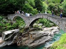 Starý most u Lavertezza