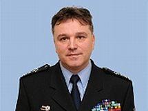 Náměstek ředitele policie v Olomouckém kraji Ivo Vykopal.