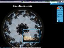 IE9 Video Kaleidoscope