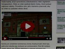 Internetový prohlížeč zvládá i flashová videa