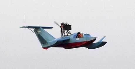 Íránský létající člun Bavar 2