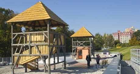 Nový Dům pohádek v Plzni na Vinicích