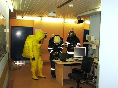 Kvůli úniku chmikálií byla ve čtvrtek na více než dvě hodiny uzavřena část oddělení úrazové chirurgie Fakultní nemocnice Brno